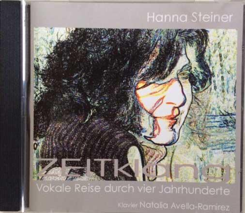Hanna Steiner - Zeitklang